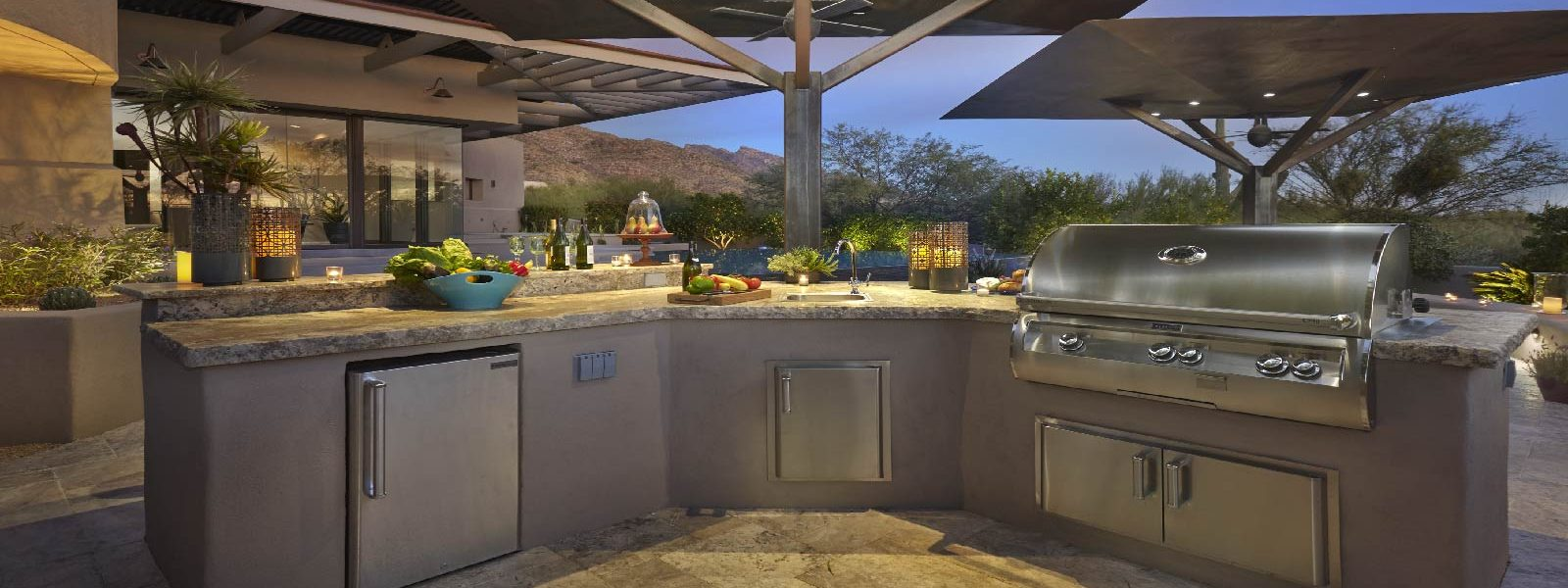 The garden gate landscape design at an affordable price for Kitchen design tucson