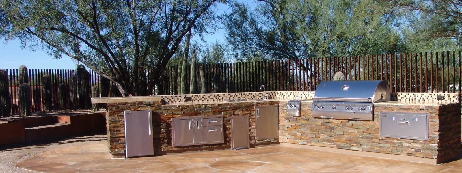 Beau Garden Gate Landscaping Tucson Designs