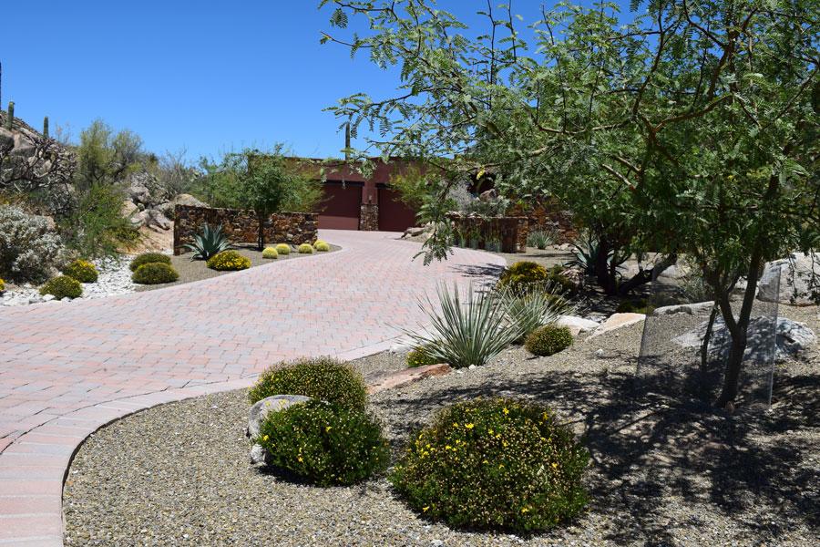 Garden Gate Landscape Design : The garden gate landscape design at an affordable price